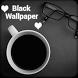 Black Wallpaper QHD Lock Screen by Duy Kien Ngo