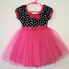 Cute Baby Girl Frock Designs by Matrix Revolutionary Apps