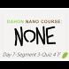 None: Day 7-Seg 3-Quiz 4下 by Usbong