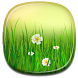 Grass Live Wallpaper by Big Click