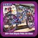 250+ Best Bicycle Paint Job Ideas