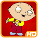 Stewie Griffin wallpaper by New Cartoon Walls