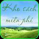 Kho sach mien phi offline by NgonTinh KangKang