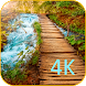Trail 4K Live Wallpaper by Tanguyerfo