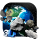 Asteroid Belt Earth Live WP by Happy Friday