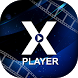 X Version Video Player 2018 - Video Player for X by Logitechs