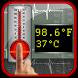 Body Temperature Checker prank by AppTrends