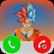 Fake Call From Super Saiyan God by Ami Call
