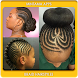 Braid Hairstyle for Black Girl by Mintama Apps