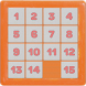 15 Puzzle by Amorphous Apps