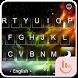 Colorful Horizon Keyboard by Fashion News
