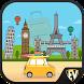 Famous European Countries App