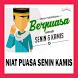 Niat Puasa Senin Kamis by JBD Kudus Studio