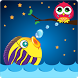 Angry fishes game on reaction by Baby Educational Games for boys, for girls