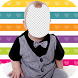 Baby Suits Photo Montage by aspireapps