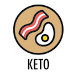 Keto Diet Recipes - Ketogenic by Trendz Apps