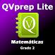 QVprep Lte Matemáticas Grado 2 by PJP Consulting LLC