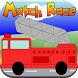 Fire Truck Kids Match Race by Play N Learn