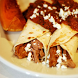 Shredded Pork Enchiladas by Alonechain