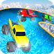 Water Slide Monster Truck Race by Free Games Arcade