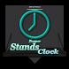 Zooper Stand Clocks by david bool