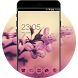 Sakura Theme: Pink Cherry blossom Flower Wallpaper by Mobo Theme Apps Team