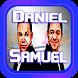 Daniel e Samuel 2017 ele palco by Devfaiz
