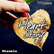 Novel Cinta Heart Story by BukuOryzaee Dev