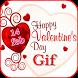 Valentine Day Gif 2018 by kingoapps