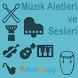 Tüm Müzik Aletleri Çalma by SmartNetApp