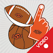 Oklahoma State Cowboys Animated Selfie Stickers by 2Thumbz, Inc