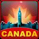 Canada Popular Tourist Places by SendGroupSMS.com Bulk SMS Software
