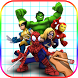 Learn How to Draw SuperHeros - Easy Steps (FREE) by topps