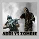 ABRI VS ZOMBIE by Asyrobata Inc.