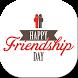 Friendship Day Wishes by Markeloff App Studio