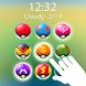 Bloqueo de pantalla Pokeballs by Ama Desarrollos
