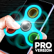 Fidget spinner neon glow pro by ODVgroup