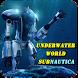 Underwater World Subnautica by evaldm
