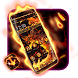 Fire Dragon Lava Theme by Cool Theme Love