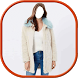 Women Jacket Selfie by LinkopingApps