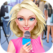 Dream Job: TV News Anchor Girl by Fashion Doll Games Inc