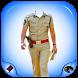 Police Uniform Men Photo Maker by Benzyl Studios