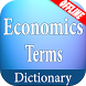 Economics Terms Dictionary by Hybrid Dictionary