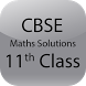 CBSE Maths Solution 11th Class by R M Apps