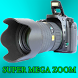 super mega zoom camera+ by Slim Studio inc