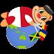 Bendera & Peta Negara Dunia by ChipBear