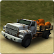 Dirt Road Trucker 3D by 3dinteger
