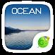 Ocean Emoji GO Keyboard Theme by GO Keyboard Dev Team
