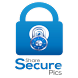 Share Photos Securely-SecureP by Umer