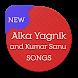 Alka Yagnik and Kumar Sanu Songs by Dillahunty Levin